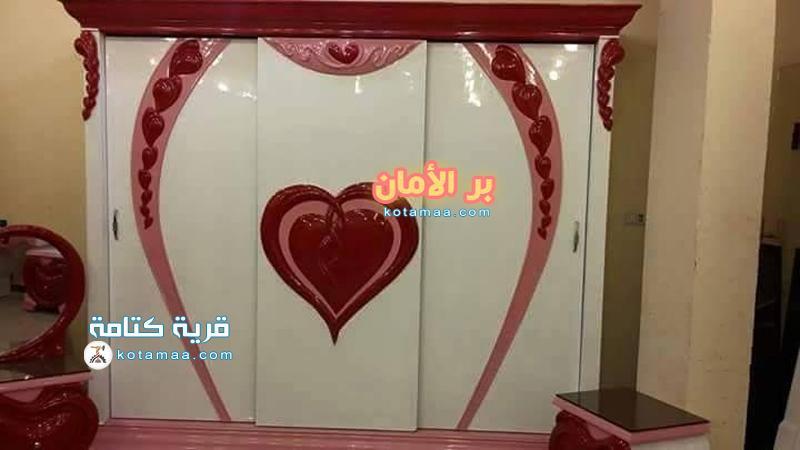 احدث غرف نوم جرار قلب 2015 (1)