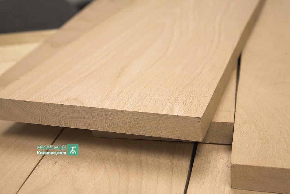 خشب الزان المستخدم فى الاثاث