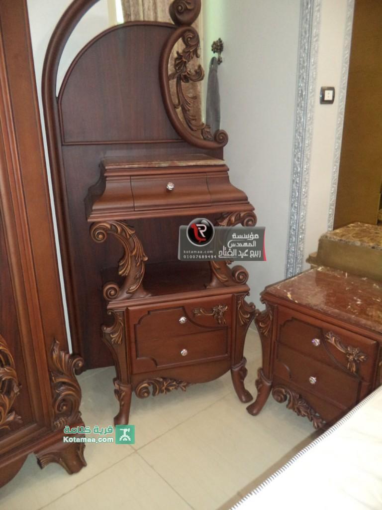صور غرف نوم كلاسيك جديده (4)