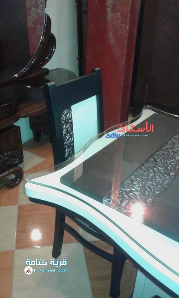 غرفه سفره مودرن نيش وبوفيه (2) copy