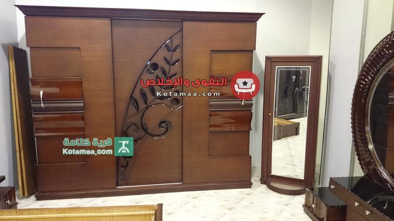 غرفه نوم مودرن جديده وشيك 2015