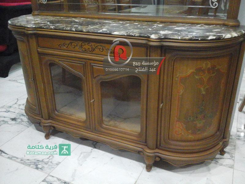 غرف سفرة قريه كتامه للاثاث 2015