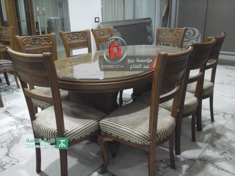 غرف سفرة قريه كتامه للاثاث 2015 (4)