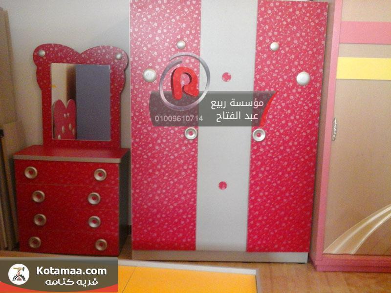 غرفة نوم اطفال مودرن 2015