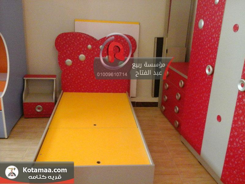غرف نوم اطغال (3)
