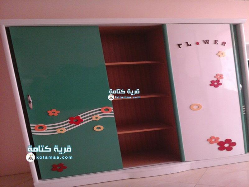 غرف نوم اطفال الورده (3)