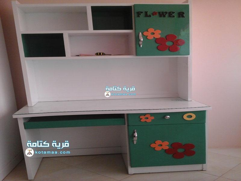 غرف نوم اطفال الورده (4)