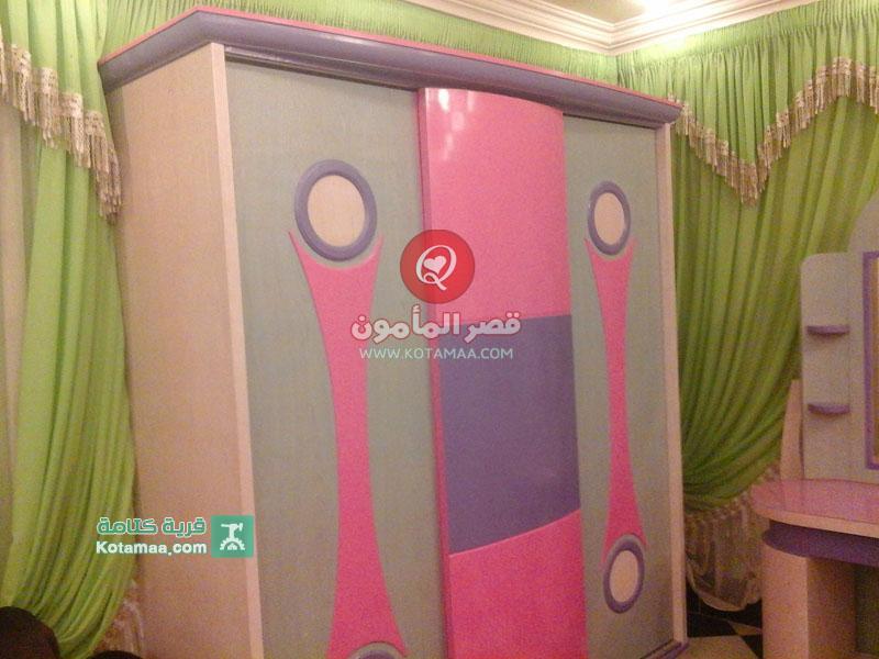 غرف نوم اطفال جديده 2016 قريه كتامه