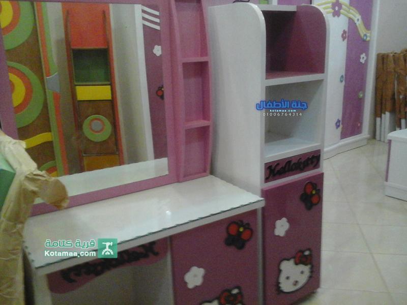 غرف نوم اطفال جنة الاطفال 2015 (3)
