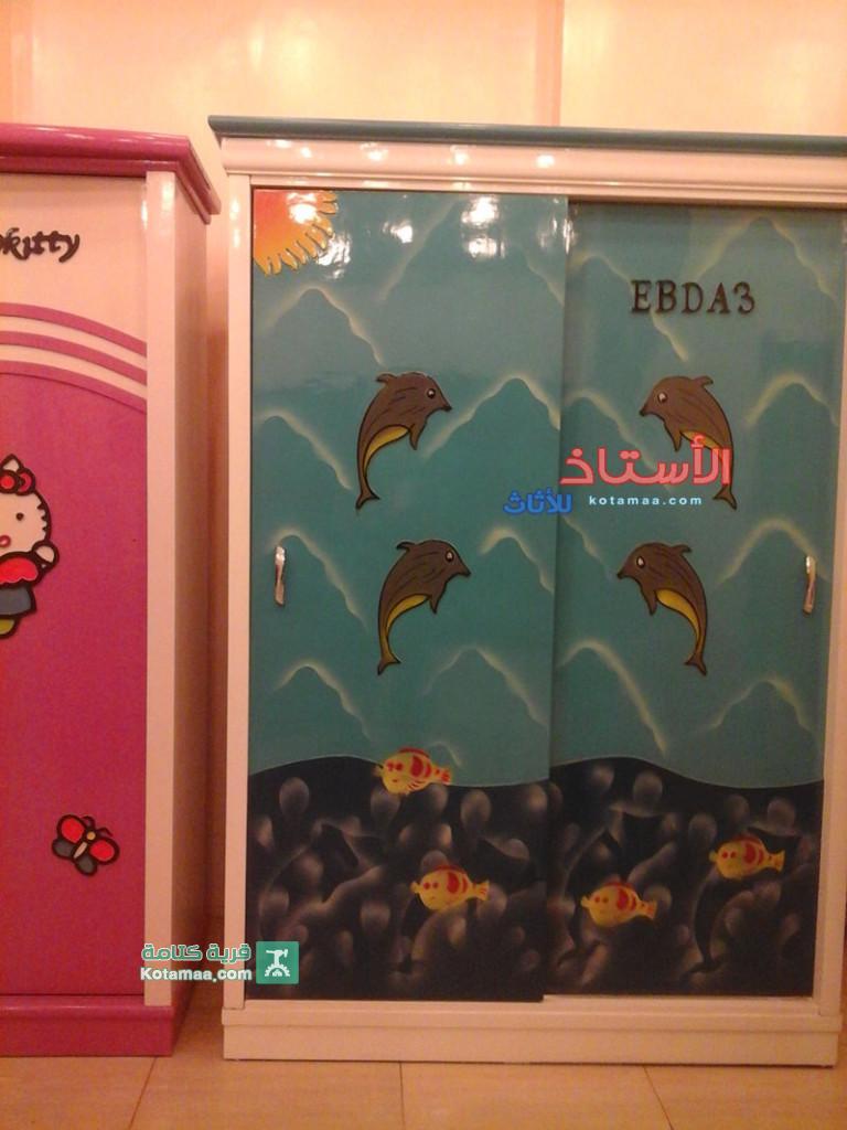 غرف نوم اطفال دولفين 2015 (3)