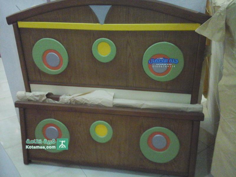غرف نوم اطفال شيك 2016 جنة الاطفال (1)