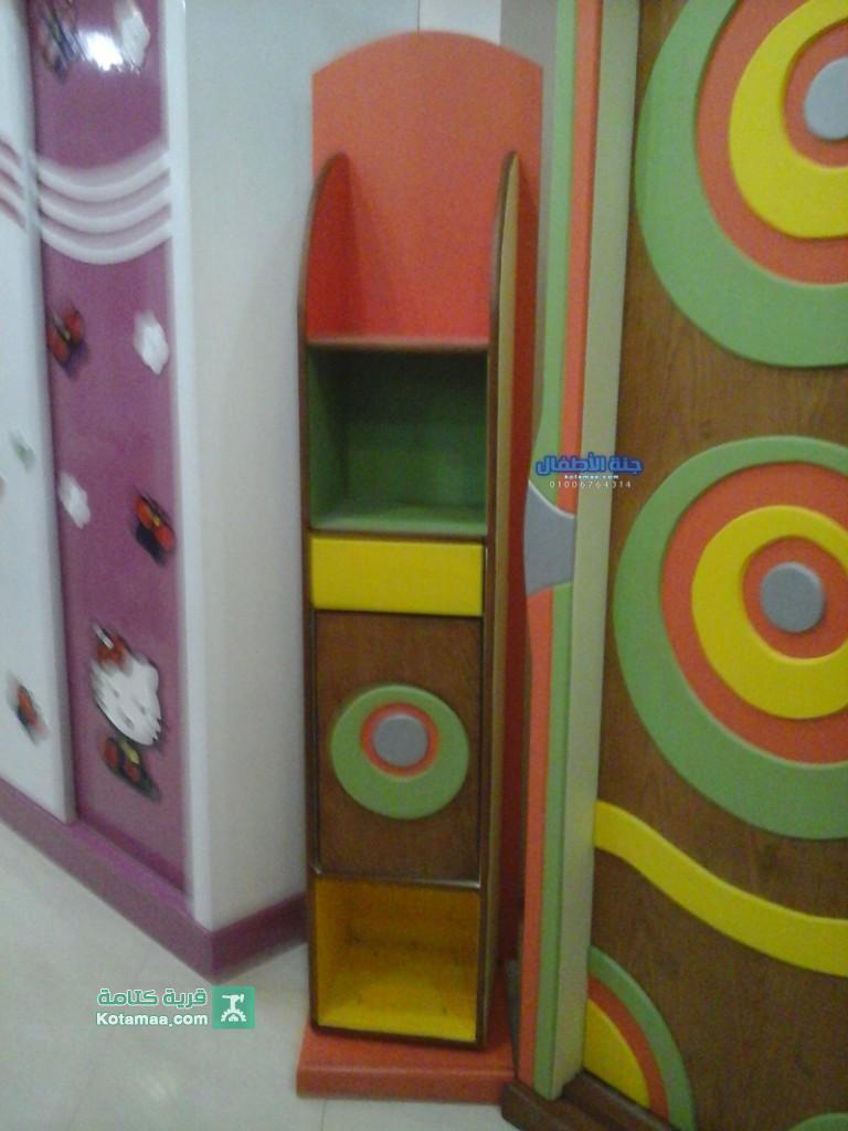 غرف نوم اطفال شيك 2016 جنة الاطفال (2)