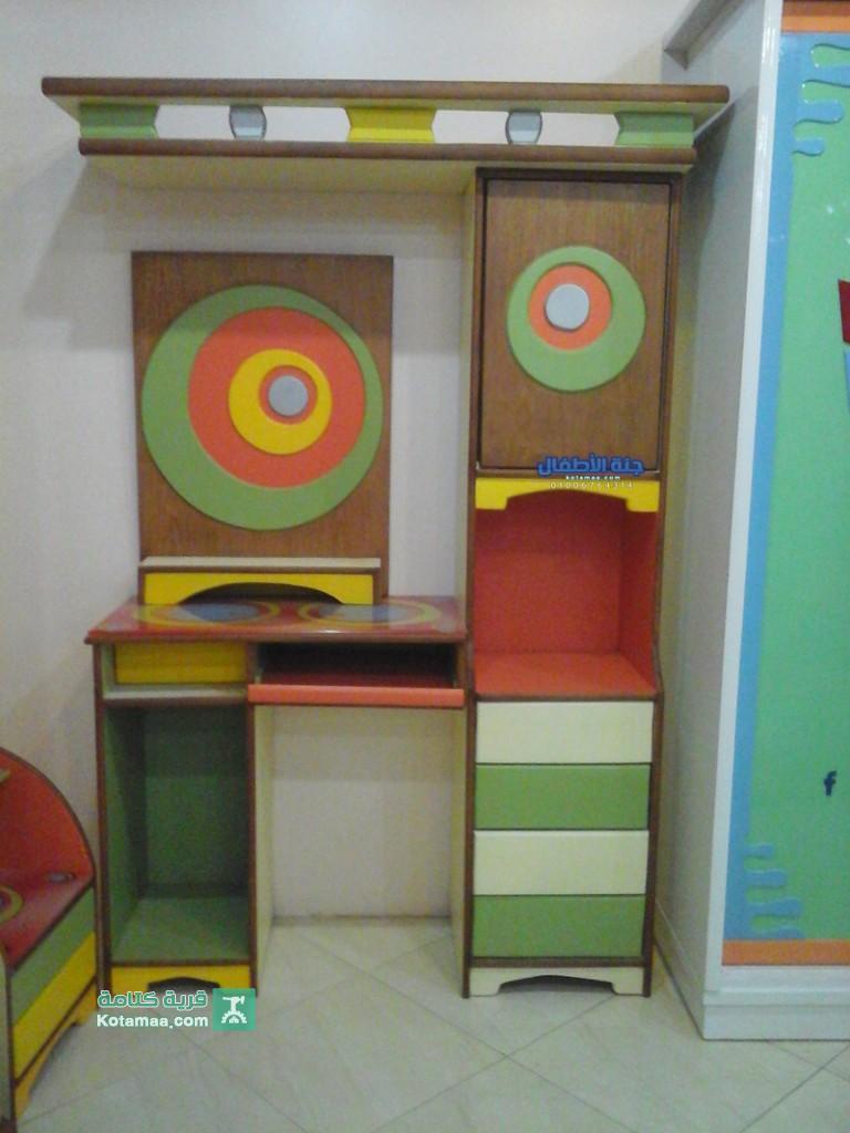 غرف نوم اطفال شيك 2016 جنة الاطفال (3)
