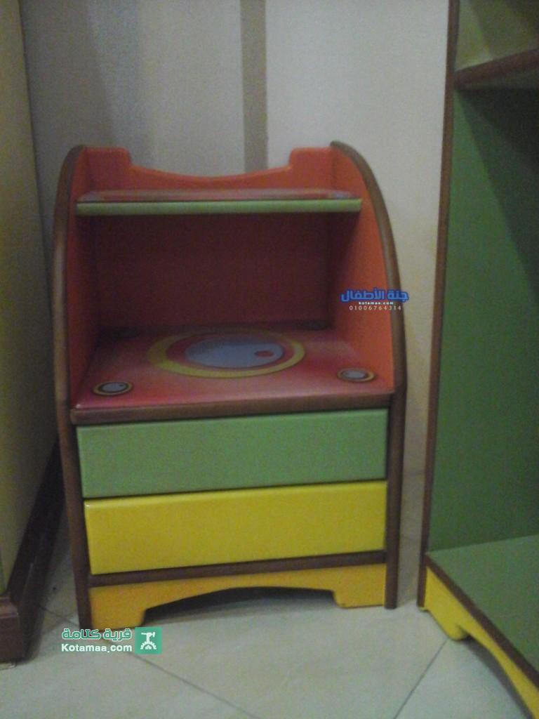 غرف نوم اطفال شيك 2016 جنة الاطفال (4)