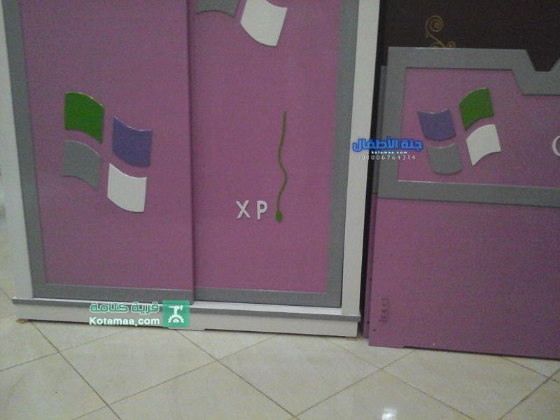 غرف نوم اطفال مودرن جرار (3)