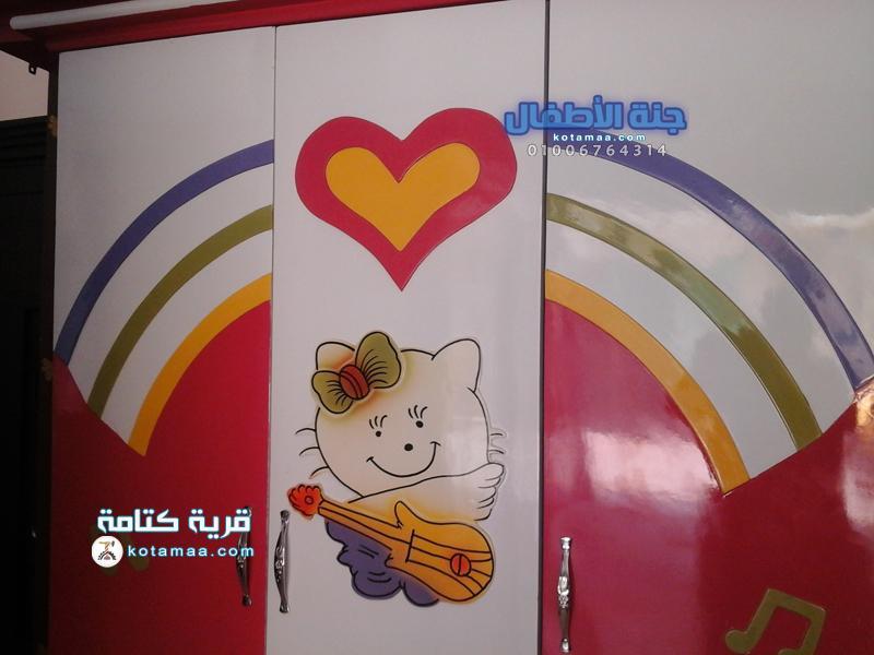 غرف نوم اطفال (4)
