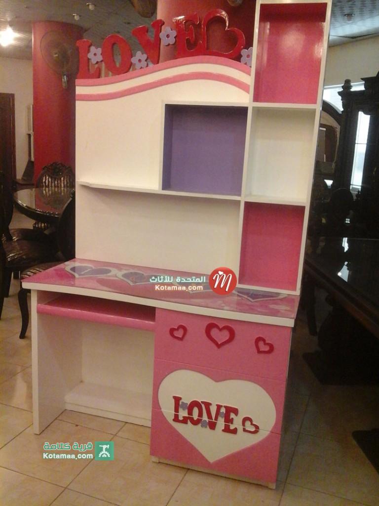 غرف نوم اطفال love جديدة (4)