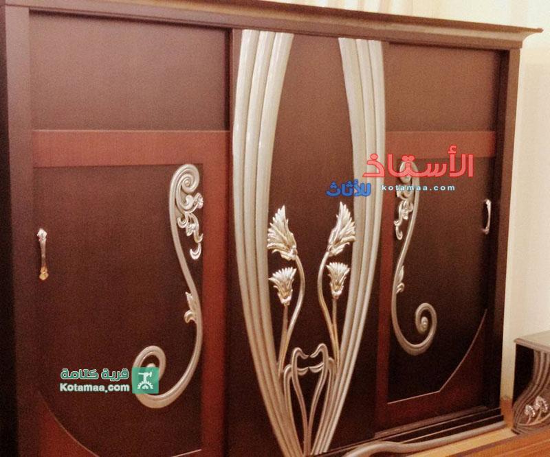 غرف نوم جرار اللوتس فضى (1)