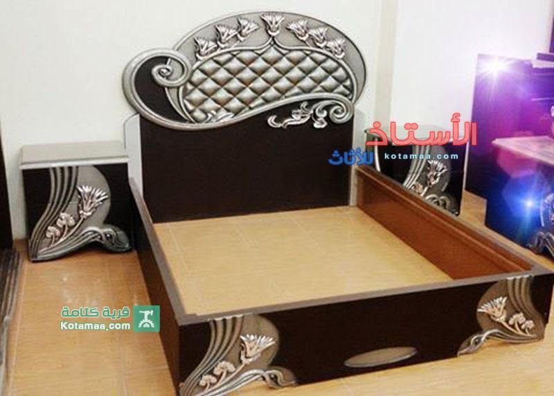 غرف نوم جرار اللوتس فضى (3)