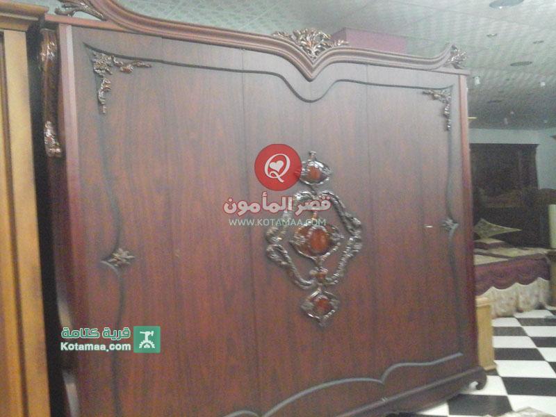 غرف نوم حديثه كلاسيك 2015 قريه كتامه