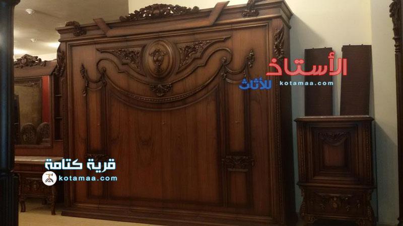 غرف نوم كلاسيك النسر (1)
