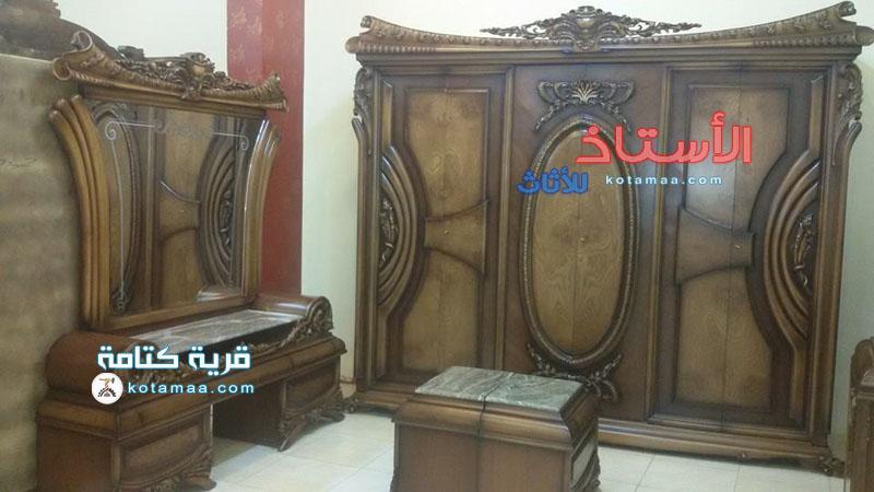 غرف نوم كلاسيك قريه كتامه (2)