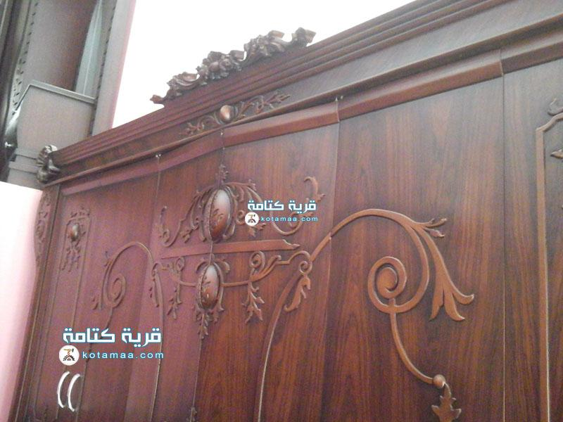غرف نوم كلاسيك 2015 (3)