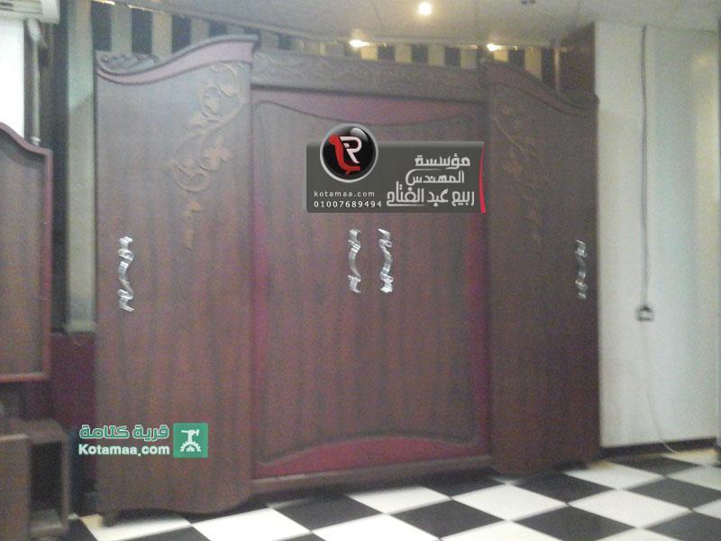 غرف نوم مودرن كامله جرار 2015 (2)