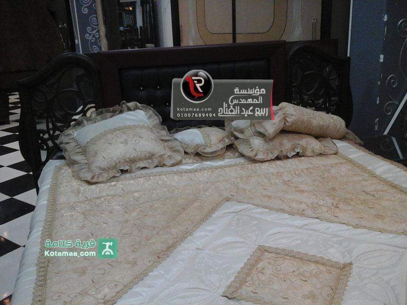 غرف نوم مودرن كامله جرار 2015 (4)