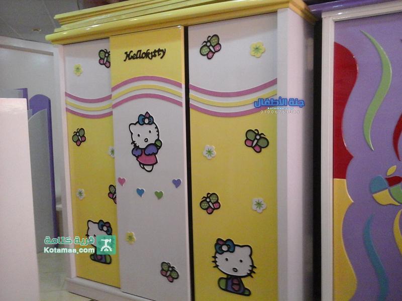 غرف نوم اطفال بالصور للشباب والبنات 2015